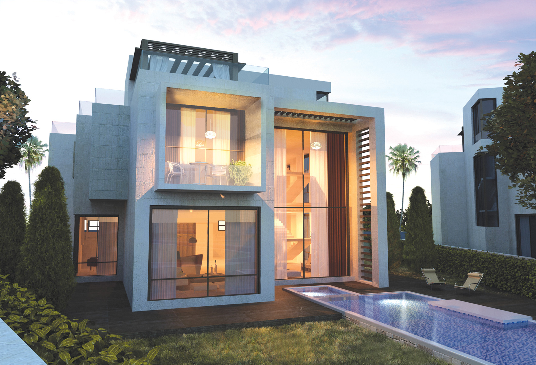 villa b 2 - VILLAS